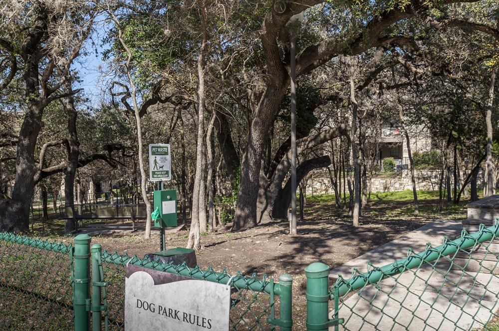 Judson Pointe Fenced In Dog Park