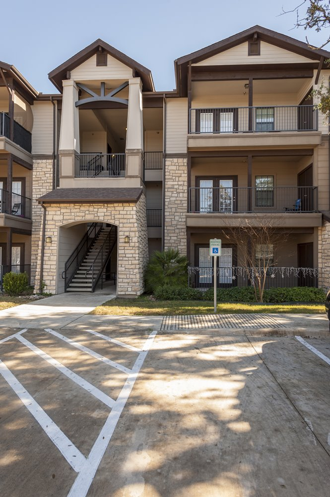 Judson Pointe Apartment for Rent Side of Building