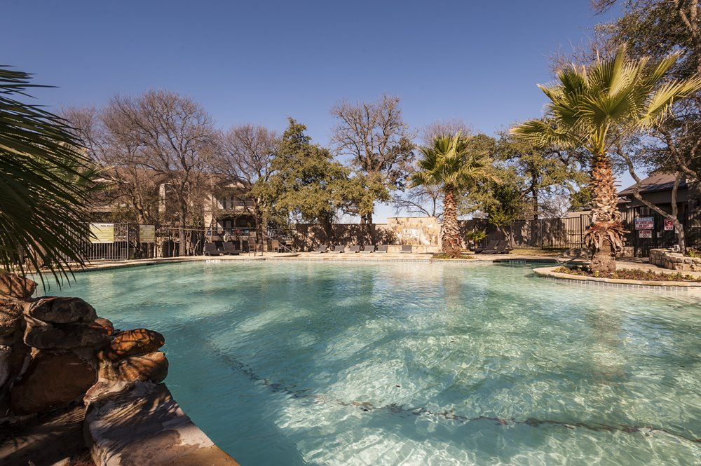 Large Judson Pointe Resident Pool