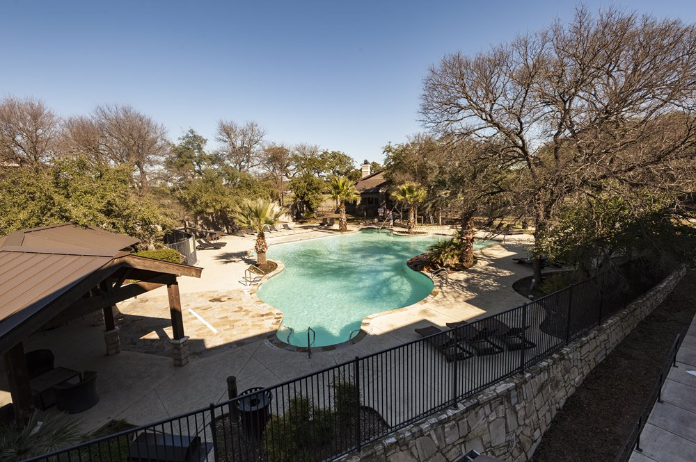 Judson Pointe Pool with Beautiful View
